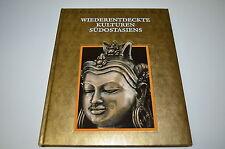 Time Life Buch Untergegangene Kulturen Wiederendeckte Kulturen Südostasiens
