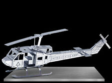 Fascinations Metal Earth 3D Laser Cut Model - Huey Helicopter