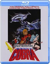 Space Adventure Cobra: The Movie  [Blu-ray]