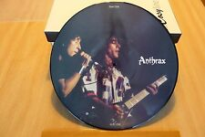Anthrax  ‎–  Limited Edition Interview Picture Disc