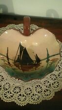 Watcombe torquay pottery type no marking on base preserve dish