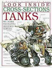 Tanks (Look Inside Cross-Sections) by DK Publishing, Good Book