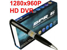 Spy Pen 1280Px960 Video Voice Camera Sound Recorder Mini DV HD-DVR +16GB SD Card