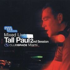 Tall Paul Mixed Live: 2nd Session Clubspace Miami (with Bonus DVD in 5.1