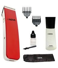 Nova Smart Cordless Trimmer NS-216 For Men Razor Shaving Machine Clipper