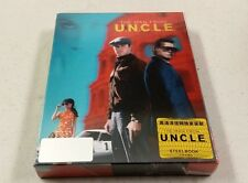 The Man From U.N.C.L.E. Uncle HDZETA Blu Ray Steelbook Lenticular Slip  031/300
