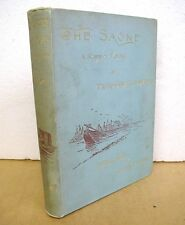 The Saone - A Summer Voyage by Philip Gilbert Hamerton & Joseph Pennell 1888