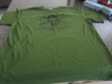 Zombie Hunter T-Shirt - Green - Large (Reads as One Size)