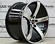 "19"" CRUIZE BLADE BP ALLOY WHEELS FIT BMW 3 SERIES E46 E90 E91 E92 E93 F30 F31"