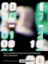 Commissioning and Purchasing (The Social Work Skills Series)-ExLibrary