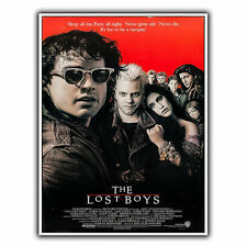 THE LOST BOYS METAL SIGN WALL PLAQUE Film Movie Advert poster art print