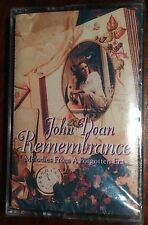 Remembrance by John Doan Cassette - Melodies from a Forgotten Era - Harp Guitar
