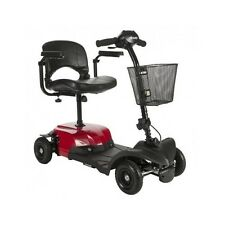 Electric Power Wheelchair Scooter Disabled Motorized Portable Mobility Aid Cart