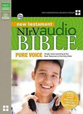 NIrV Audio Bible New Testament, Pure Voice : Single-Voice Recording of the...