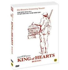KING OF HEARTS / Le Roi De Coeur (1966) DVD - Philippe De Broca (New & Sealed)