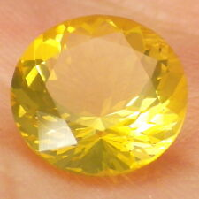 FIRE OPAL-OREGON 1.35Ct FLAWLESS-YELLOW ORANGE COLOR-FOR JEWELRY