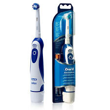 CEPILLO DE DIENTES ELECTRICO A PILAS ORAL B BRAUN ADVANCE POWER AVANZADO VIAJE
