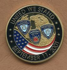 COINS / UNITED WE STAND SEPTEMBER 2001 SPECIAL OPERATIONS COMMAND UNITED STATES