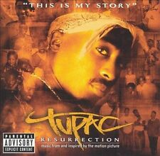 Tupac: Resurrection [Original Soundtrack] [PA] by 2Pac (CD, Nov-2003,...