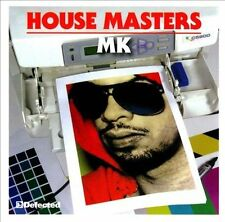 House Masters: MK by MK (Marc Kinchen) (CD, Nov-2011, 2 Discs, Defected)