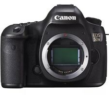NEW Canon EOS 5DS 50.6MP Digital SLR Camera - Black (Body Only)