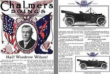 Chalmers 1913 - Chalmers Doings - Hail! Woodrow Wilson!