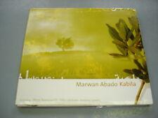 MARWAN ABADO Kabila DIGIPACK CD