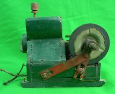 Vintage Old Custom Hand Made Toy Steam Engine