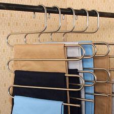 Culotte Pantalon CINTRES Vêtement Multicouche Habit Rangement économiser Espace