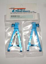 TRAXXAS MINI E-REVO 1/16TH GPM FRONT LOWER ARM BLUE ALUMINUM ERV055