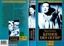 """VHS - """" Marcel Carne - Kinder des OLYMP """" (1945) - Arletty - Jean-Louis Barrault"""