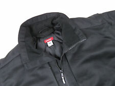 D319 KANSAS JACKET ORIGINAL PREMIUM BLACK REMOVABLE ARMS AND LINING size 3XL