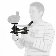 PLATINUM PRO Shoulder Support designed for wide range Camcorders and DSLR Camera