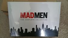 MAD MEN Complete Series Seasons 1-7 Deluxe Collector's 23-disc Blu-ray Region-B