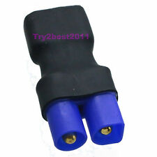 No Wires Connector - EC3 Male to Female T-Plug Adapter (Deans Style)