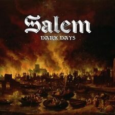 SALEM - Dark Days (NEW*NWOBHM/HARD ROCK*SARACEN*DEEP MACHINE*RAINBOW)