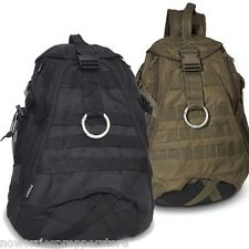 NEW Tactical Hydration Sling Backpack Bug Out Bag Survival EDC Water Pack MOLLE