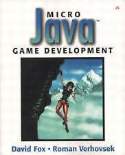 Acceptable, Micro Java¿ Game Development, Fox, David, Book