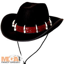 Aventurer Hat Adults Fancy Dress Crocodile Dundee Explorer Hunter Mens Costume