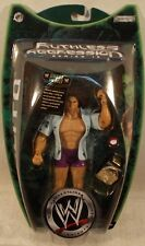 WWE Ruthless Aggression Series 15 1st Carlito Intercontinental Belt Apple (MOC)
