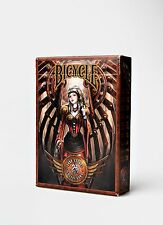 Steampunk Ann Stokes Playing Cards Collection. Bicycle Poker New Sealed.