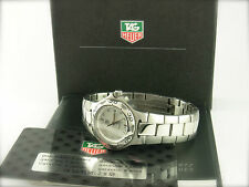 TAG Heuer Kirium Lady Quartz Damenuhr Stahl Box & Papiere full set steel watch