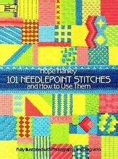101 Needlepoint Stitches and How to Use Them: Fully Illustrated with Photographs