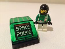 LEGO 6897 - SPACE POLICE minifigure & Windshield From #6897