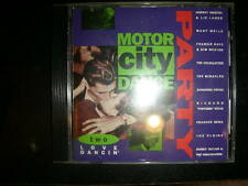 Motor City Dance Party-TWO-Love Dancin' Rare  CD  Quality
