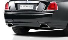 SPOFEC Power-Optimized Exhaust System - Rolls Royce Ghost / Wraith