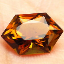 DICHROIC SUNSET TOURMALINE-TANZANIA 1.86Ct AMAZING NATURAL GEMSTONE-VERY RARE!!