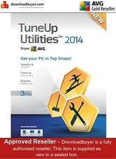 TuneUp Utilities 2014 - Single User License - AVG GOLD RESELLER