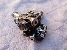 Used bicycle pedals vintage Wellego W M3 clipless SPD MTB Mountain