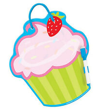 CUPCAKE Sweet Treat Dry Erase Board for memos notes pen included Birthday Favors